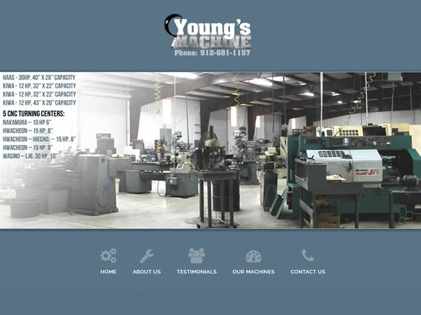ym 600x450 - 7 Page Full Website
